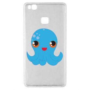 Etui na Huawei P9 Lite Cute jellyfish