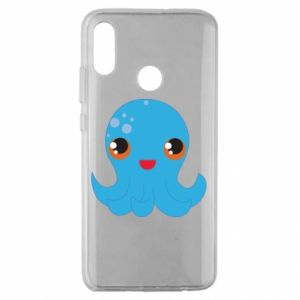 Etui na Huawei Honor 10 Lite Cute jellyfish