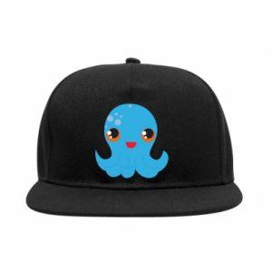 Snapback Cute jellyfish - PrintSalon