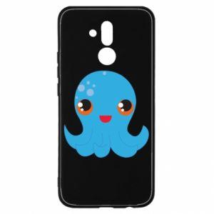 Etui na Huawei Mate 20 Lite Cute jellyfish