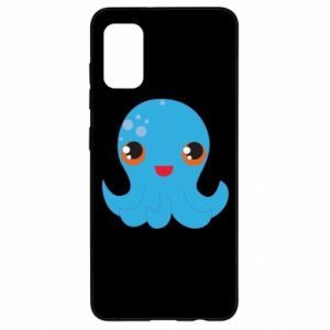 Etui na Samsung A41 Cute jellyfish