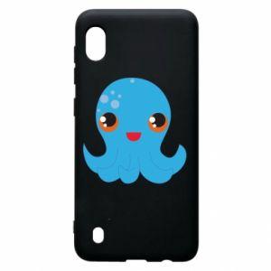 Etui na Samsung A10 Cute jellyfish