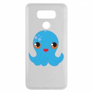 Etui na LG G6 Cute jellyfish