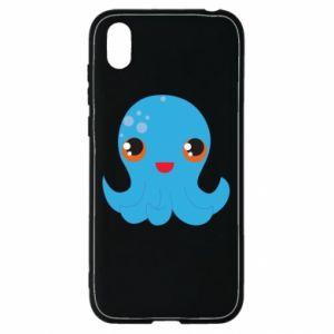 Etui na Huawei Y5 2019 Cute jellyfish