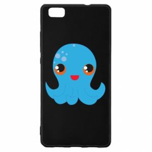 Etui na Huawei P 8 Lite Cute jellyfish