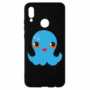 Etui na Huawei P Smart 2019 Cute jellyfish
