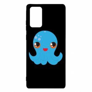 Etui na Samsung Note 20 Cute jellyfish