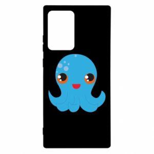Etui na Samsung Note 20 Ultra Cute jellyfish