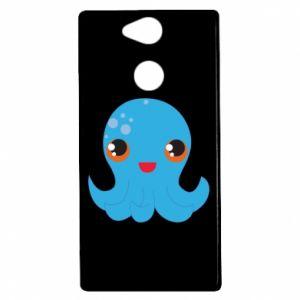Etui na Sony Xperia XA2 Cute jellyfish
