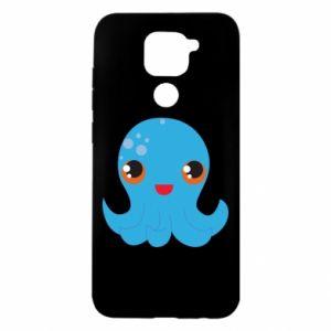 Etui na Xiaomi Redmi Note 9/Redmi 10X Cute jellyfish