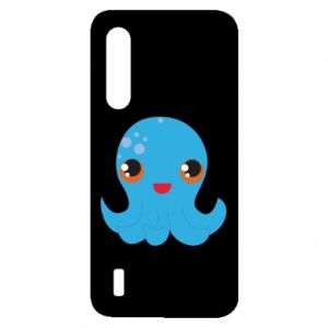 Etui na Xiaomi Mi9 Lite Cute jellyfish