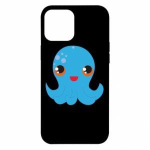 Etui na iPhone 12 Pro Max Cute jellyfish