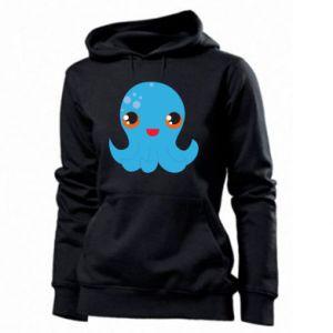 Damska bluza Cute jellyfish - PrintSalon
