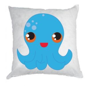 Pillow Cute jellyfish
