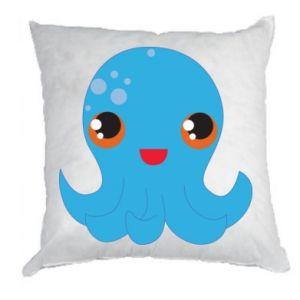 Poduszka Cute jellyfish - PrintSalon