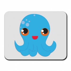 Mouse pad Cute jellyfish