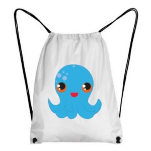 Backpack-bag Cute jellyfish