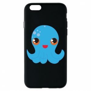 Phone case for iPhone 6/6S Cute jellyfish