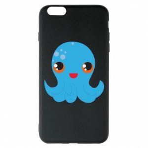 Phone case for iPhone 6 Plus/6S Plus Cute jellyfish