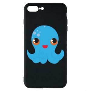 Phone case for iPhone 8 Plus Cute jellyfish