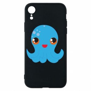 Phone case for iPhone XR Cute jellyfish