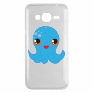 Phone case for Samsung J3 2016 Cute jellyfish