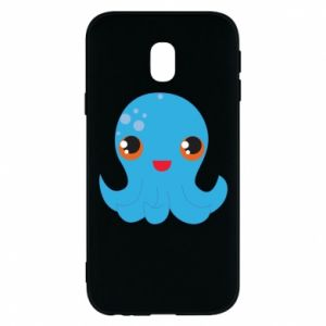 Phone case for Samsung J3 2017 Cute jellyfish