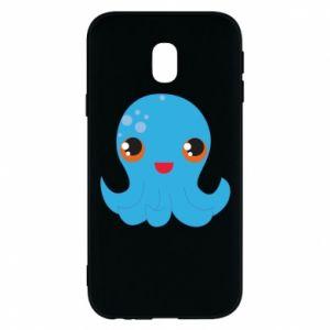Etui na Samsung J3 2017 Cute jellyfish - PrintSalon