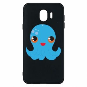 Phone case for Samsung J4 Cute jellyfish