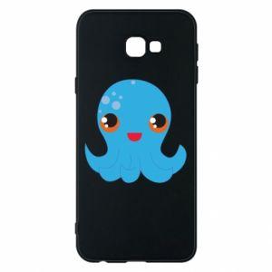 Etui na Samsung J4 Plus 2018 Cute jellyfish - PrintSalon