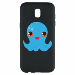 Etui na Samsung J5 2017 Cute jellyfish