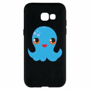 Phone case for Samsung A5 2017 Cute jellyfish