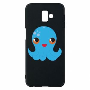 Phone case for Samsung J6 Plus 2018 Cute jellyfish