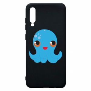 Phone case for Samsung A70 Cute jellyfish