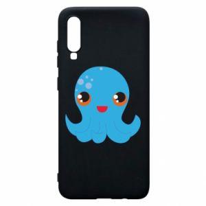 Etui na Samsung A70 Cute jellyfish - PrintSalon
