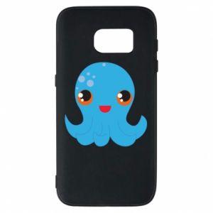 Etui na Samsung S7 Cute jellyfish - PrintSalon