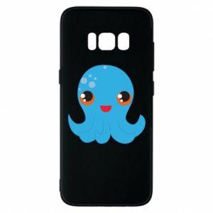 Etui na Samsung S8 Cute jellyfish