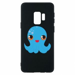 Etui na Samsung S9 Cute jellyfish - PrintSalon