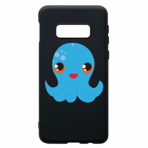 Phone case for Samsung S10e Cute jellyfish