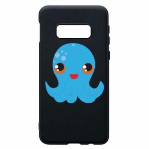 Etui na Samsung S10e Cute jellyfish - PrintSalon