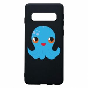 Etui na Samsung S10 Cute jellyfish - PrintSalon