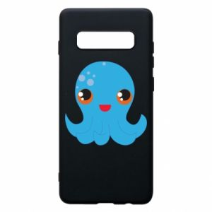 Phone case for Samsung S10+ Cute jellyfish