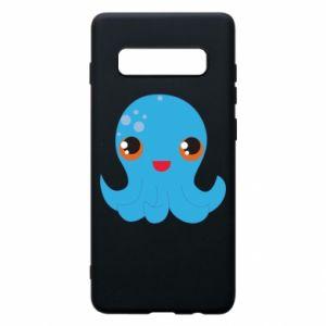 Etui na Samsung S10+ Cute jellyfish - PrintSalon