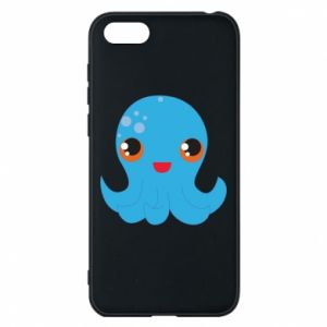 Etui na Huawei Y5 2018 Cute jellyfish - PrintSalon