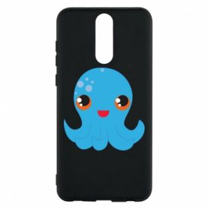 Phone case for Huawei Mate 10 Lite Cute jellyfish