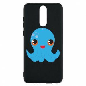 Etui na Huawei Mate 10 Lite Cute jellyfish - PrintSalon