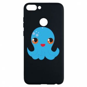 Phone case for Huawei P Smart Cute jellyfish