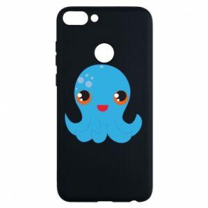 Etui na Huawei P Smart Cute jellyfish - PrintSalon