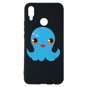 Phone case for Huawei P Smart Plus Cute jellyfish