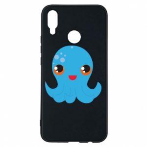 Etui na Huawei P Smart Plus Cute jellyfish
